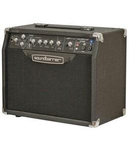 Soundbarrier Amplificador Para Guitarras Solo Ventas