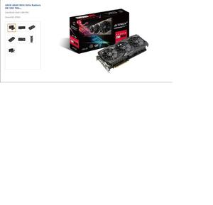 Tarjeta De Video Asus Rxgb Gaming Amd Radeon