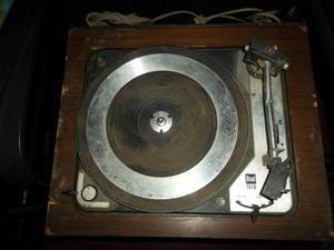 Tocadiscos Antiguo Marca Dual  (reparar O Repuesto)