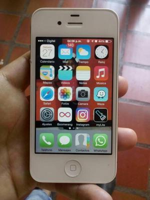 Vendo Iphone 4g liberado