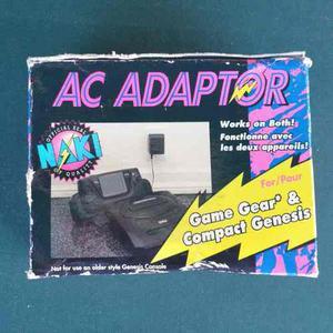 Adaptador De Corriente Para Sega