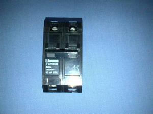 Breker 2 X 60 Amp (ticino).