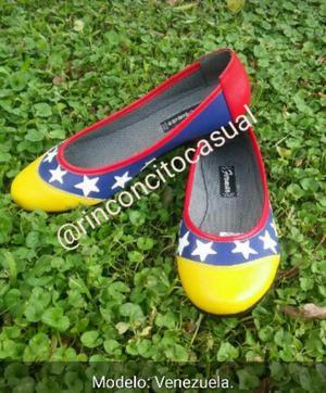 Calzado Toreritas 100 Venezolanas