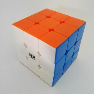 Cubo Rubik Qiyi Warrior 3x3 - Stickerless Speedcube Original