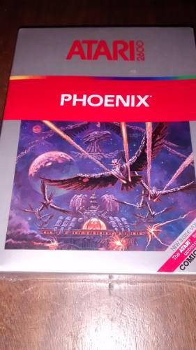 Juego De Atari  Phoenix Fenix