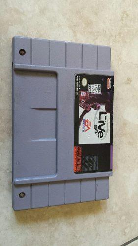 Juegos De Super Nintendo Nba Live