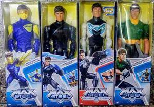 Max Steel Variados 30 Cm Original Mattel