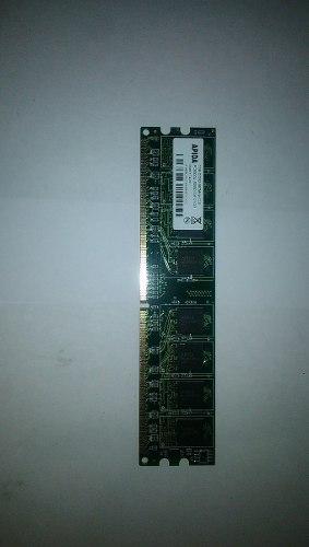 Memoria Ram Ddr2 1 Gb En Perfecto Estado Marca Apida