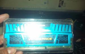 Memoria Ram Ddr3 Corsair Vengeance Blue 4gb mhz 100