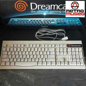 Teclado De Sega Dreamcast