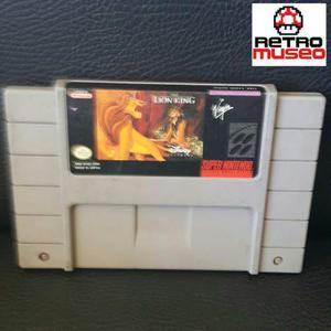 The Lion King Para Super Nintendo