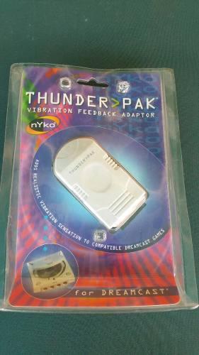 Thunderpak Para Sega Dreamcast