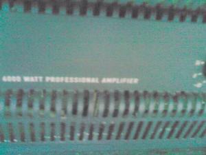 Amplificador Qsc Pl 6.0 Ii