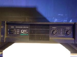 Amplificadores Qsc3.4 Powerlight...