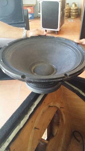 Cajas Sl 36 Con Bajos Eighteen Sound Lw