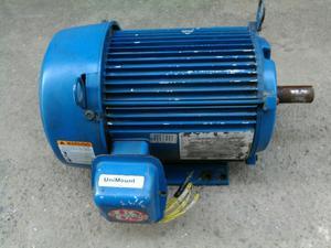 Motor Electrico 220v Trifasico  Rpm