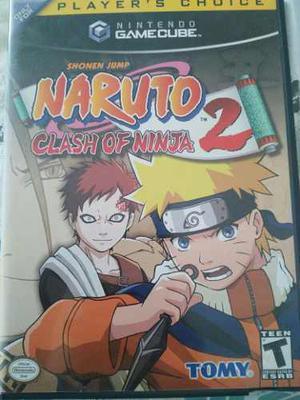 Naruto Clash Of Ninja 2 Gamecube