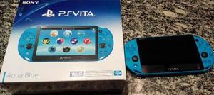Nuevo Ps Vita Sony Original Con Todos Sus Accesorios!!!