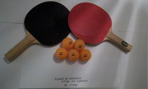 Raquetas De Tenis De Mesa Stiga