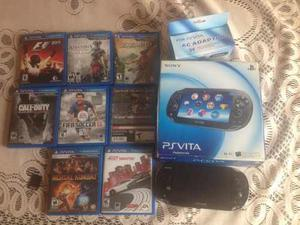 Vendo O Cambio Ps Vita De 16gb