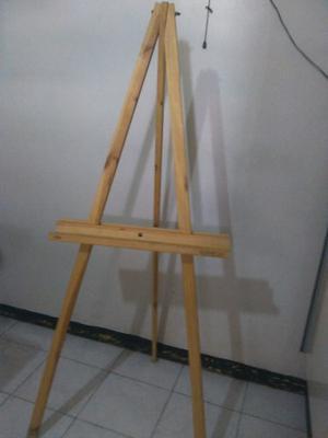 Caballete Madera De Pino Aprox.1,60mtrs Alto 80 Cm Ancho