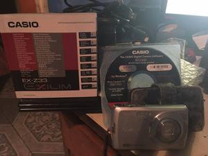 Camara Casio Ex-z33bk 10.1mp