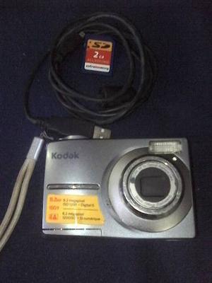 Camara Digital Kodak Cmp 3x Zoom