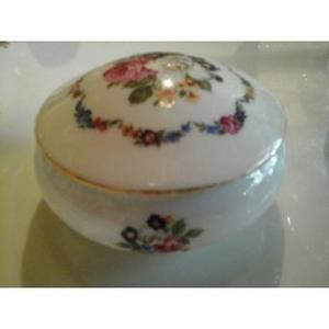 Exclusivo Joyero De Porcelana Limoges Made In France En Perf