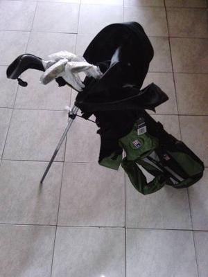 Juego De Palos Para Golf Ultra Lay Usa Kids De Niños
