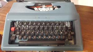 Maquina De Escribir Manual Con Meletin