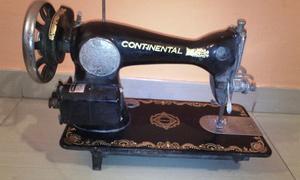 Màquina De Coser Antigua Marca Continental Original