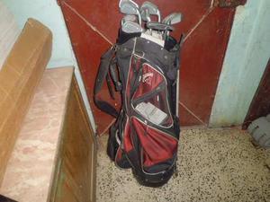 Palos De Golf Wilson, Con Su Bolso Marca Callaway