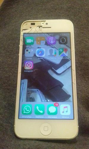 Vendo iPhone 5 Y 5s.