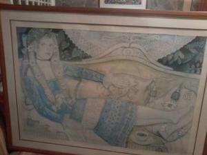 Virgilio Trómpiz Serigrafia