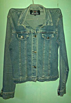 Chaqueta blue jeans