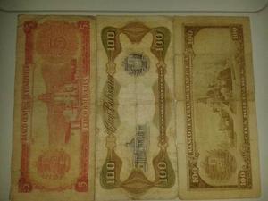 Coleccion De Billetes Y Monedas Antiguos Venezolanos