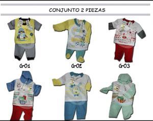 Conjuntos de Bebes 2, 3 Y 4 Piezas Baby