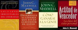 John Maxwell Colección 25 Libros Digital Ebook Pdf Epub