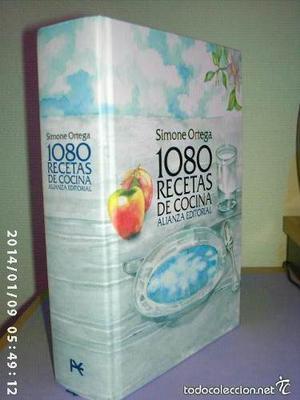 Libro  Recetas De Cocina Simone Ortega Pdf