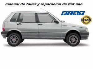 Manual De Taller Y Reparacion De Fiat Uno
