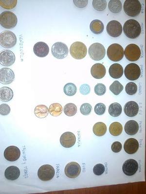 Monedas Billetes Otros Paises