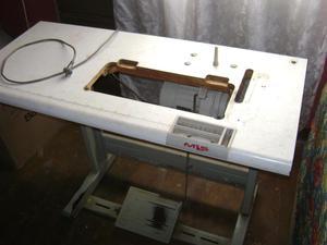 Mueble maquina de coser industrial MLS