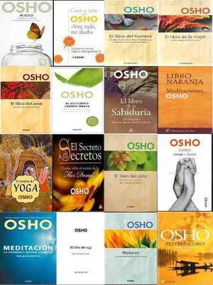 Osho 65 Libros De Colección En Pdf (digital) E-books