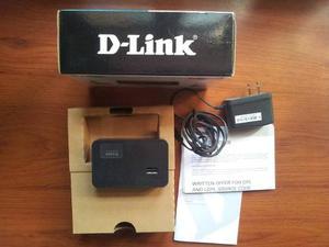 Router D-link Wireless Ng - Para Reparar O Repuesto