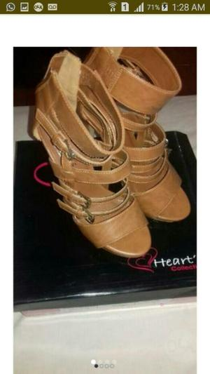 Tacones Hearts's Collection
