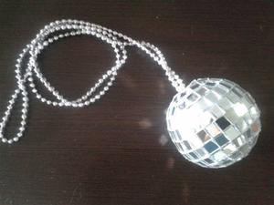 Bola De Espejo Disco 5 Cm. Decoracion Retro