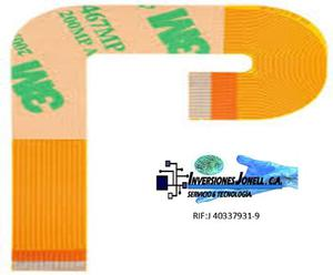 Cable Flex Para Lente Ps2 Slim  Al  Clase A