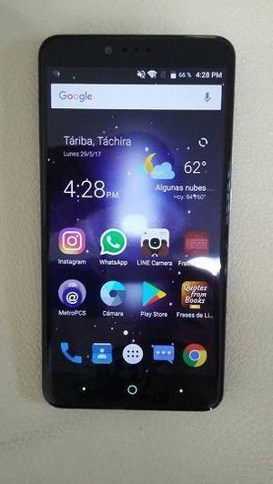 Celular Zte Zmax Pro Blu Z981