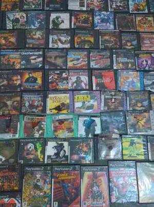 Juegos De Cd De Playstation 2 Usados En Buen Estado