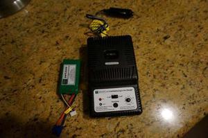 Kit De Bateria  Mha 3s 20c Y Cargador Park Zone.